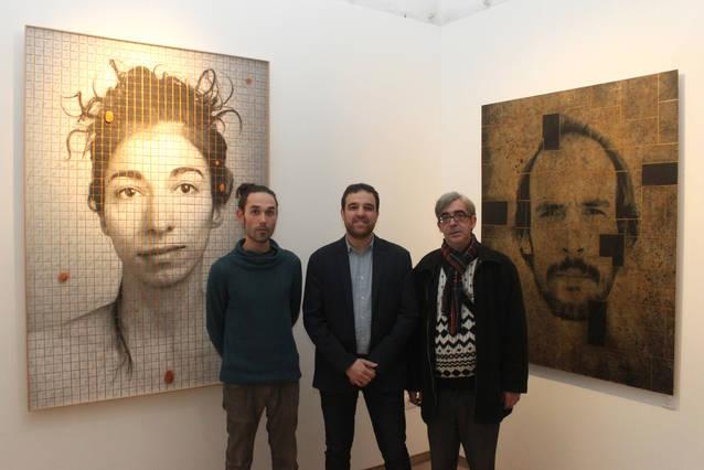 La Sala Marsà de Tàrrega exhibeix l'obra del jove artista lleidatà Jordi Bresolí