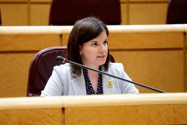 La targarina Sara Bailac, nova portaveu adjunta d'ERC al Senat