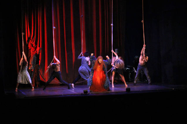La Temporada de Teatre de Tàrrega augmenta l'assistència de públic un 62% per espectacle