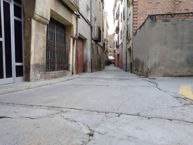 L'Ajuntament d'Agramunt licita les obres per rehabilitar el Carrer Castell