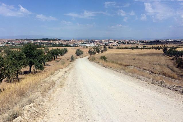 L'Ajuntament de Tàrrega adjudica els treballs per arranjar el Camí de Verdú al seu pas pel terme municipal