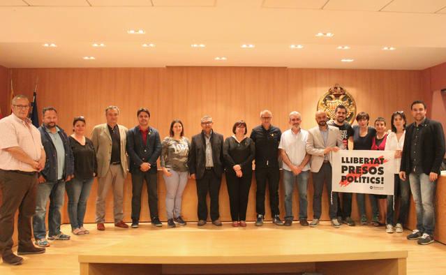 L'Ajuntament de Tàrrega celebra la darrera sessió del Ple del mandat 2015/2019 amb comiats i agraïments