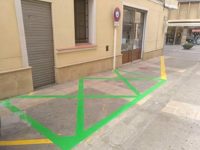 Tàrrega habilita llocs d'estacionament d'un màxim de 10 minuts per als veïns dels carrers vianalitzats del centre