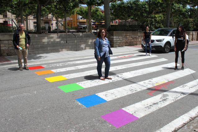"""L'Ajuntament de Tàrrega prepara la campanya """"Comerç amic"""" com a nova mostra de suport al col·lectiu LGBTI"""