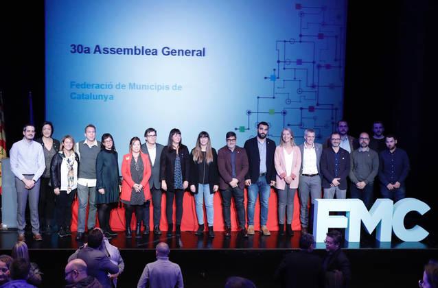 L'alcaldessa de Tàrrega assumeix una de les noves vicepresidències de la Federació de Municipis de Catalunya