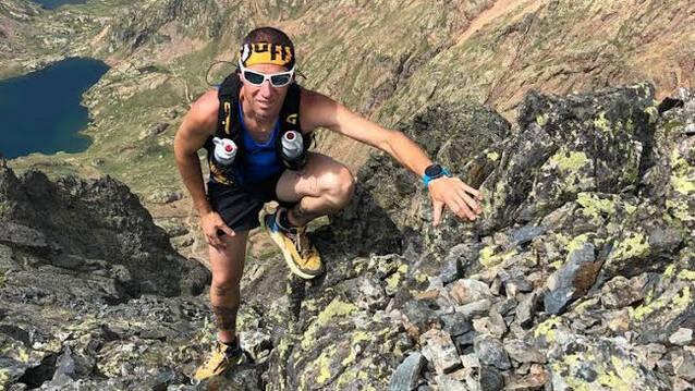 L'atleta Raül Arenas col·labora amb la salut mental en el cinquè repte solidari