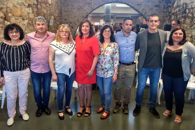L'EMD El Talladell investeix la seva presidenta, Marta Vilardosa Puiggené