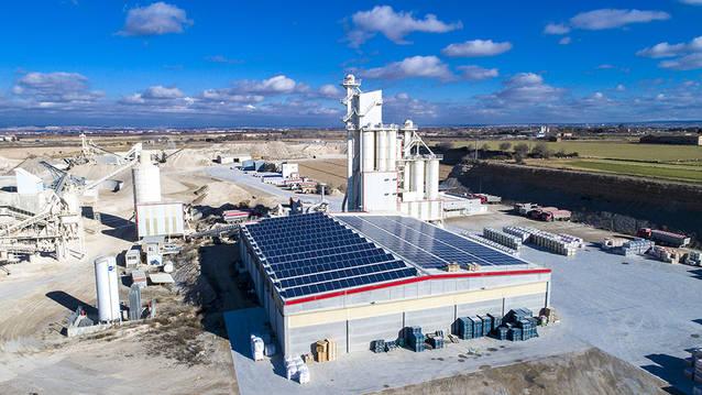 Arenes de Bellpuig comptarà amb una de les instal·lacions d'autoconsum fotovoltaic més gran de Catalunya