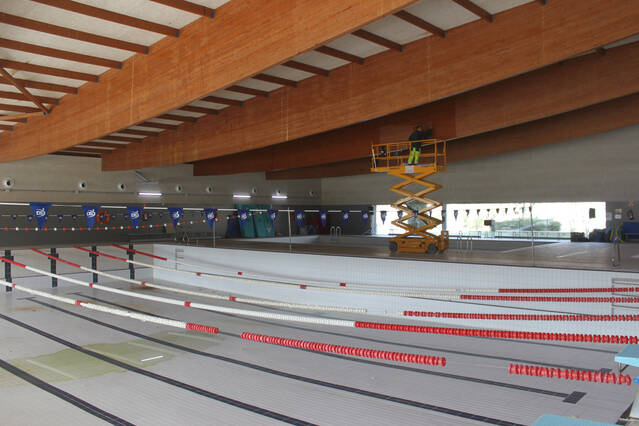 L'empresa que gestiona la piscina coberta de Tàrrega sol·licita la resolució del contracte