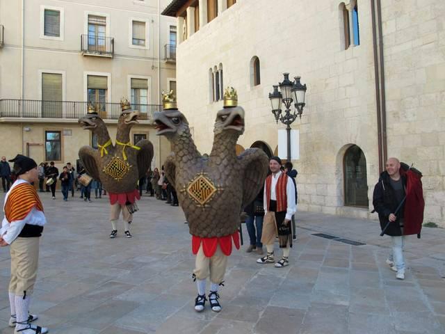 Les àligues de Tàrrega convidades a la Fira del Gall de Vilafranca del Penedès