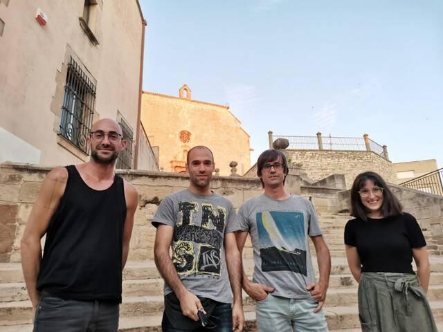 L'Escola de Música de Bellpuig renova l'equip directiu