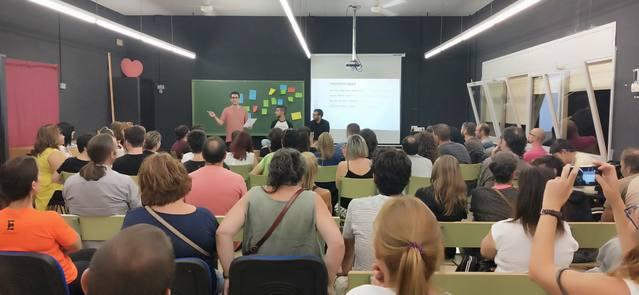 L'Escola de Teatre Cruma comença el curs amb més de 90 alumnes