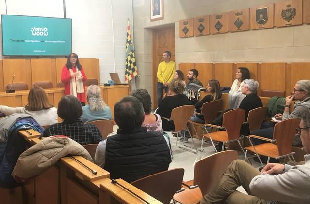 L'Urgell promou el turisme sostenible per a campers i autocaravanistes