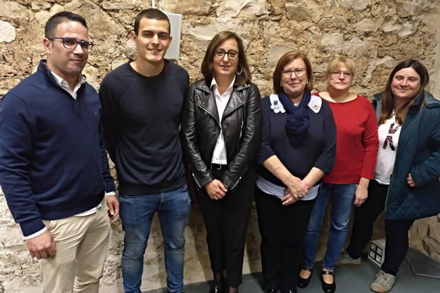 Marta Vilardosa és escollida nova presidenta de l'EMD del Talladell
