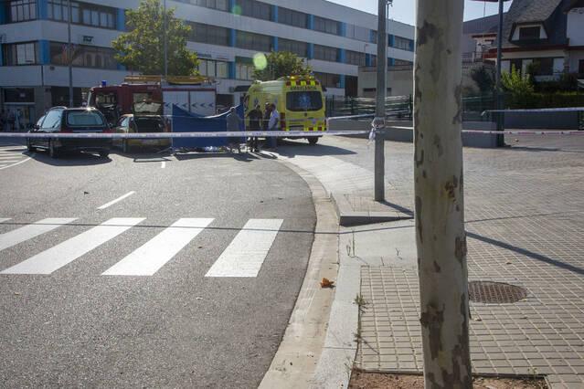 Mor una jove de 21 anys a l'impactar contra un arbre en un accident de trànsit a Tàrrega