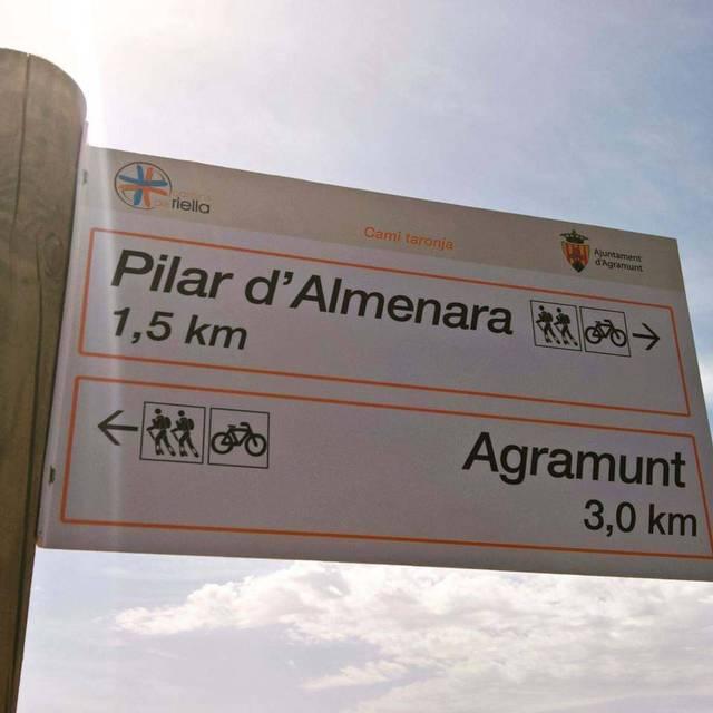 Nou projecte de senyalització turística a Agramunt