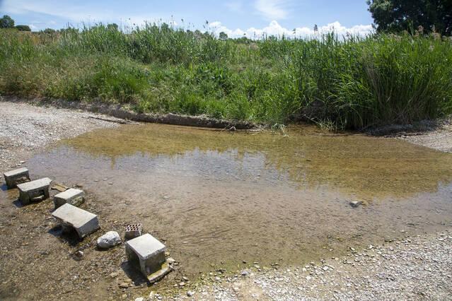 Plantegen regar de nou amb aigua del Cercavins després de més de 30 anys