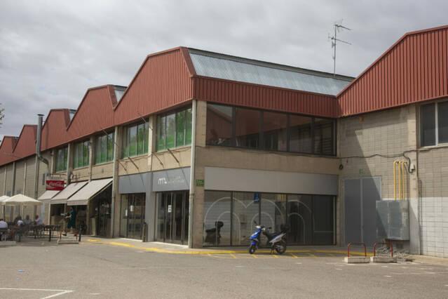Plaques solars al pavelló de Bellpuig per alimentar quatre edificis públics