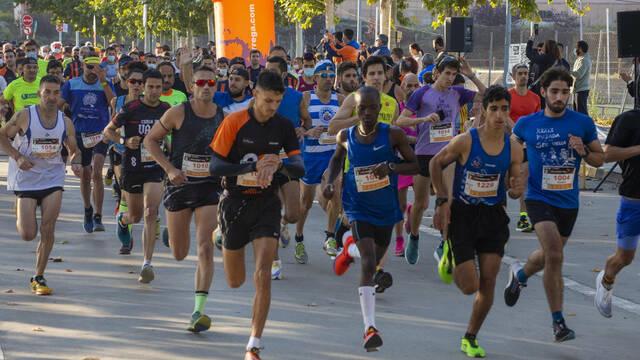 Quatre-cents atletes se citen en el 20è aniversari de la Mitja Marató de Tàrrega