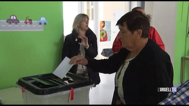 Resultats definitius de l'1-O-. El 'sí' obté el 95,22% dels vots, amb un 62,03% de participació a l'Urgell