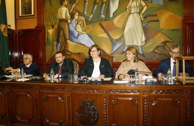 Rosa Mª Perelló crea una nova vicepresidència a la Diputació de Lleida