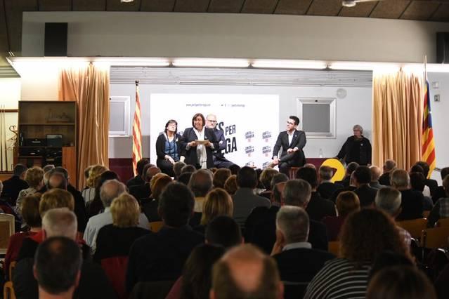 Rosa Mª Perelló encapçalarà la llista de Junts per Tàrrega a les properes municipals