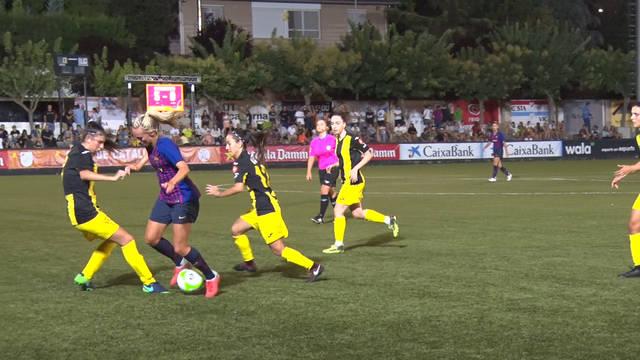 Suspès el partit entre l'AEM i el Pardinyes de la Copa de Catalunya Absoluta Femenina