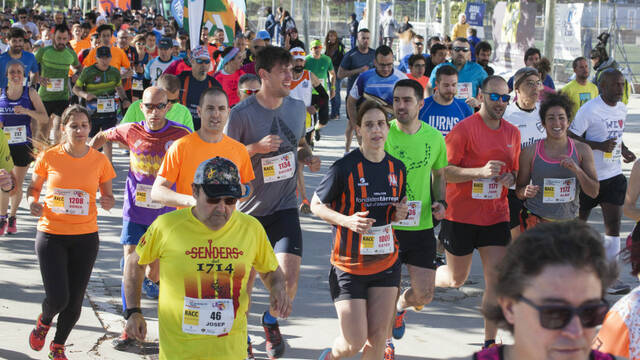 Tàrrega acollirà la Mitja Marató de Ponent el 10 d'octubre