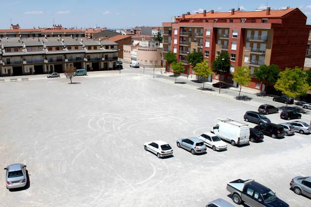 Tàrrega aprova el projecte de remodelació de la plaça de les Bòbiles