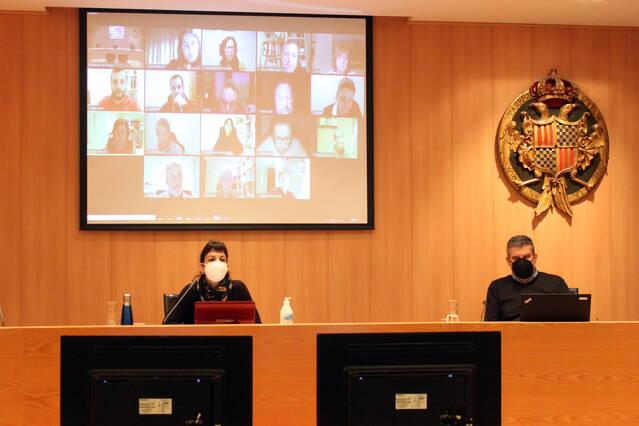 Tàrrega aprova un nou pressupost municipal de 17,8 milions d'euros que reforça l'atenció a les persones davant la pandèmia