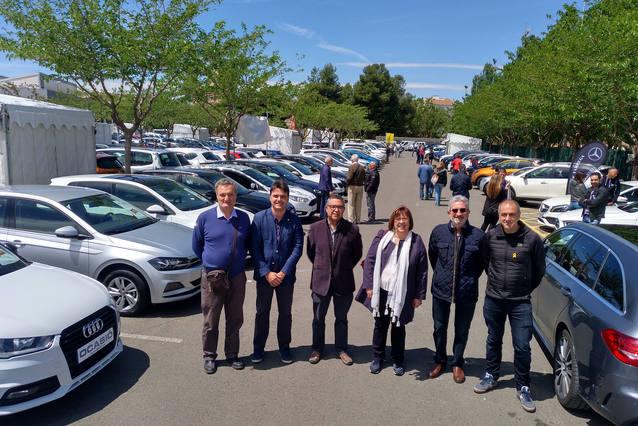 Tàrrega celebra aquest cap de setmana el 7è Mercat del Vehicle d'Ocasió, que ofereix un ampli ventall de models i preus