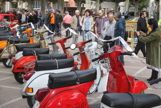 Tàrrega celebra aquest dissabte 21 d'octubre la 8a Fira de Vehicles Antics Clàssics