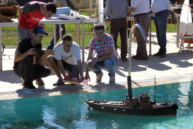 Tàrrega celebra aquest diumenge 17 de setembre la 13a Trobada de Modelisme Naval
