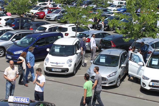 Tàrrega celebrarà el 6è Mercat del Vehicle d'Ocasió del 25 al 27 de maig amb més de 300 models a la venda