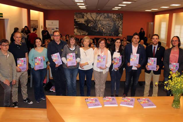 Tàrrega dedica el nou volum d'URTX - Revista d'Humanitats de l'Urgell a dones pioneres