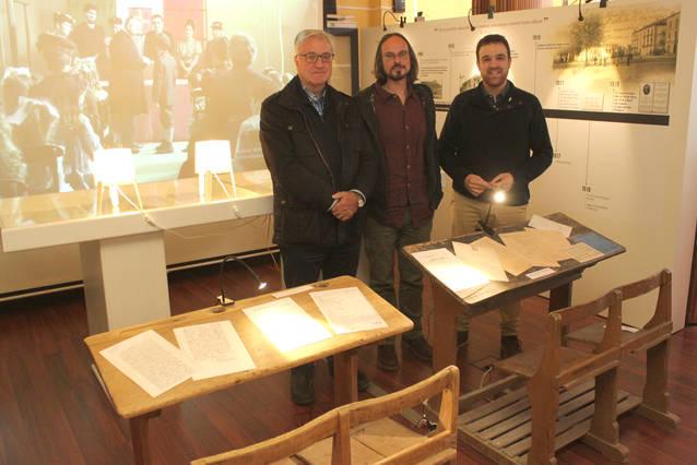 L'Arxiu Comarcal de l'Urgell dedica una exposició a la figura del mestre Bonaventura Amigó
