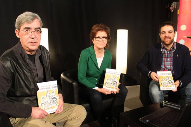 Tàrrega presenta un llibre que posa en valor el treball com a il·lustrador de Jaume Minguell