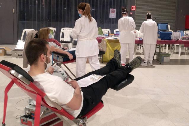 Tàrrega respon una vegada més a la crida solidària per donar sang, també durant la crisi del coronavirus