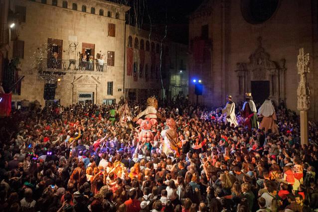 Tàrrega tindrà una 'Festa Major confinada' als balcons i a les xarxes socials