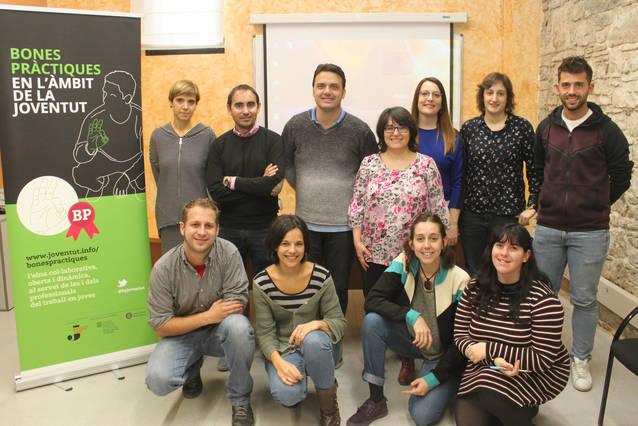 Trobada a Tàrrega de l'Associació Catalana de Professionals de les Polítiques de Joventut