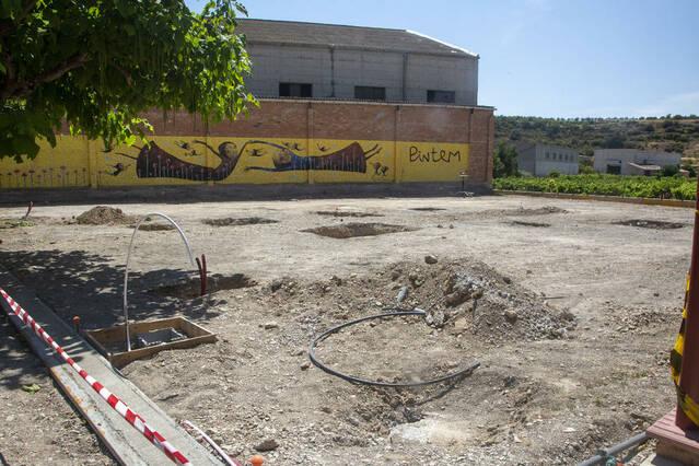 Un particular finança un parc de lleure a Rocafort