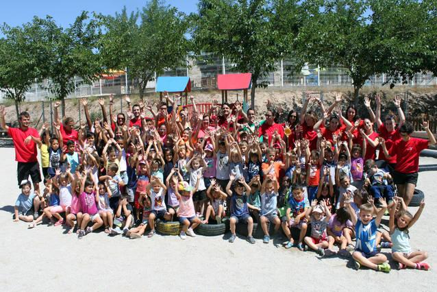 Xifra rècord d'inscrits al casal municipal d'estiu de Tàrrega