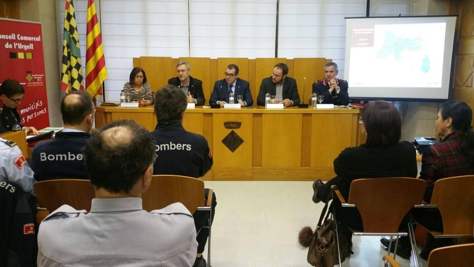 Les dades delinqüencials a l'Urgell són inferiors a la mitja catalana