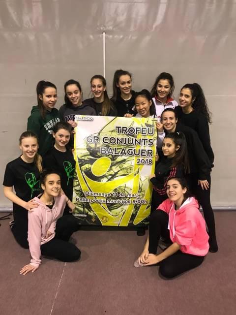 12è Trofeu Gimnàstica Rítmica de Balaguer