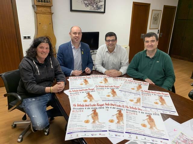 14a trobada final de les escoles de bàsquet a Balaguer