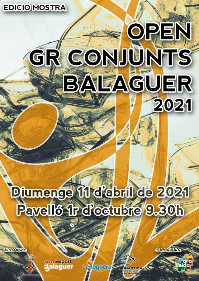 14è Trofeu Gimnàstica Rítmica Ciutat de Balaguer