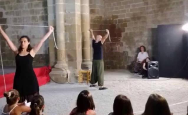 """1ª edició de la """"Nit de Dansa, Música i Poesia"""""""
