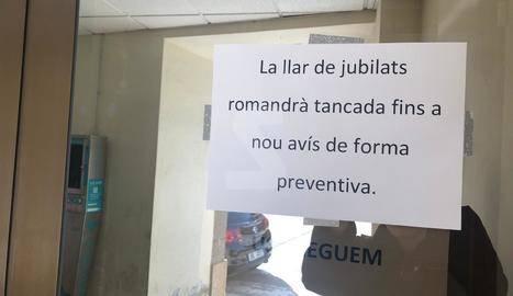 Afectat per coronavirus a Camarasa: «Metges i infermers ens truquen dos vegades al dia»