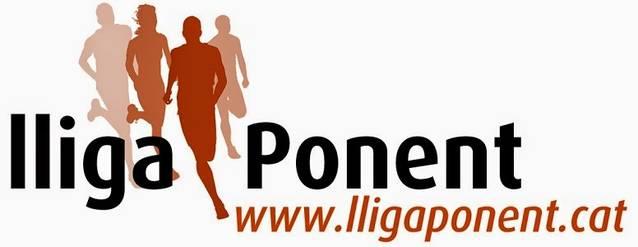 Antoni Carulla, Elisa Lladós, Sergi Bernaus i Natàlia Bernat, campions de la Lliga Ponent 2018