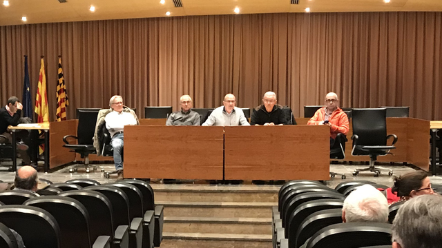 Antonio Ayguadé convoca eleccions a la presidència del CF Balaguer